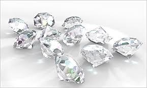 La comercialización de Joyas con Diamantes y Piedras Preciosas. Precio más bajo