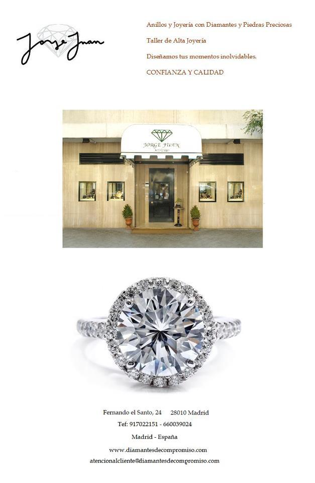 Joyas madrid anillos de compromiso pendientes - Joyeria calle serrano ...