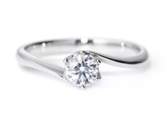 Anillos de Diamante de Compromiso
