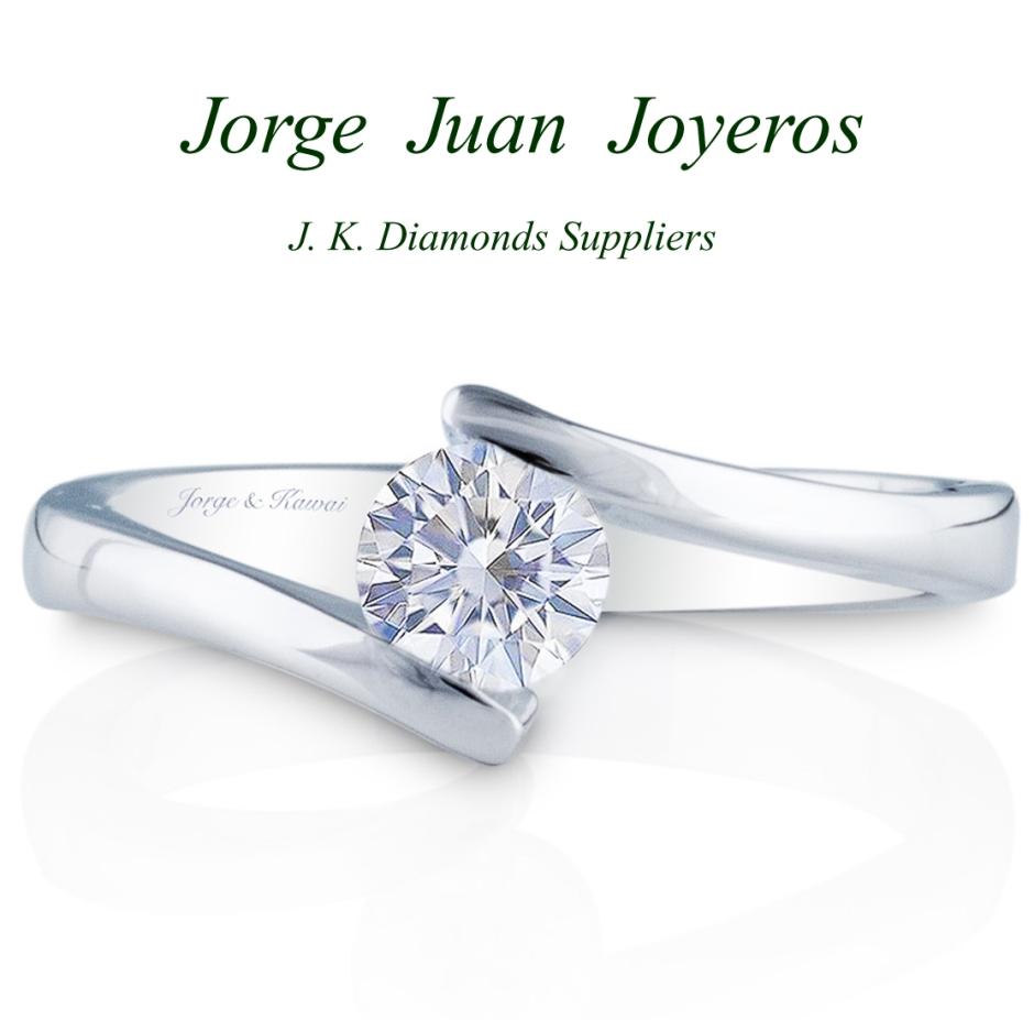 Anillos de Compromiso con Diamantes