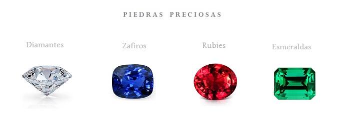 Piedras Preciosas –Madrid